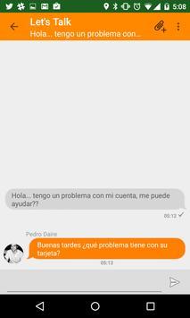 Let's Talk messenger apk screenshot