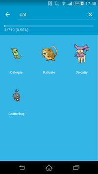 Pokét - Location Pokedex apk screenshot