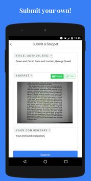 BookStorm - Speed Date Books apk screenshot