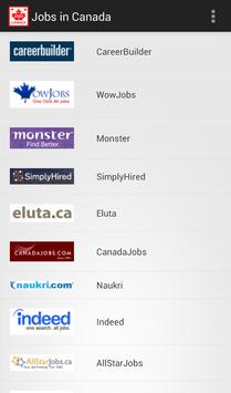 Jobs in Canada Toronto apk screenshot