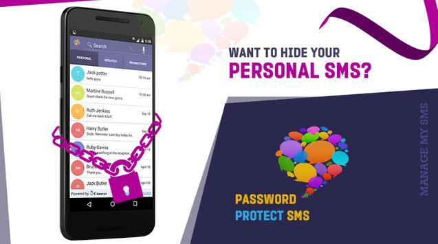 Manage My SMS apk screenshot