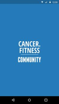 Cancer.Fitness® poster