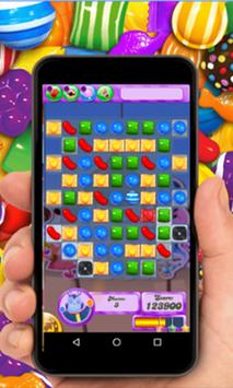 Guide Candy Crush Saga Bomb apk screenshot