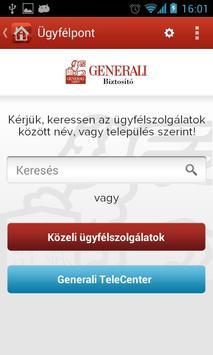 Generali Smart Házőrző apk screenshot