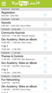 RunRev Live 2014 apk screenshot