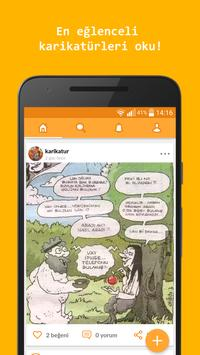 GoyGoy - Karikatür apk screenshot