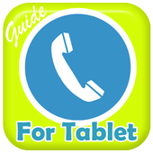 Guide Instal WhatsApp Tablet icon