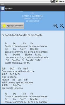 Canti apk screenshot