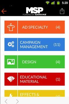 MSP Resource Guide apk screenshot