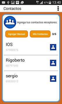 FonoAlarma apk screenshot