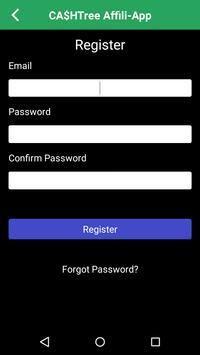 CA$HTree Affili-App apk screenshot