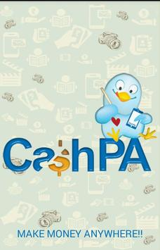 CashPA poster