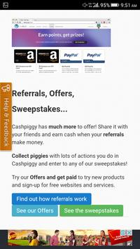 Cash.Piggy apk screenshot