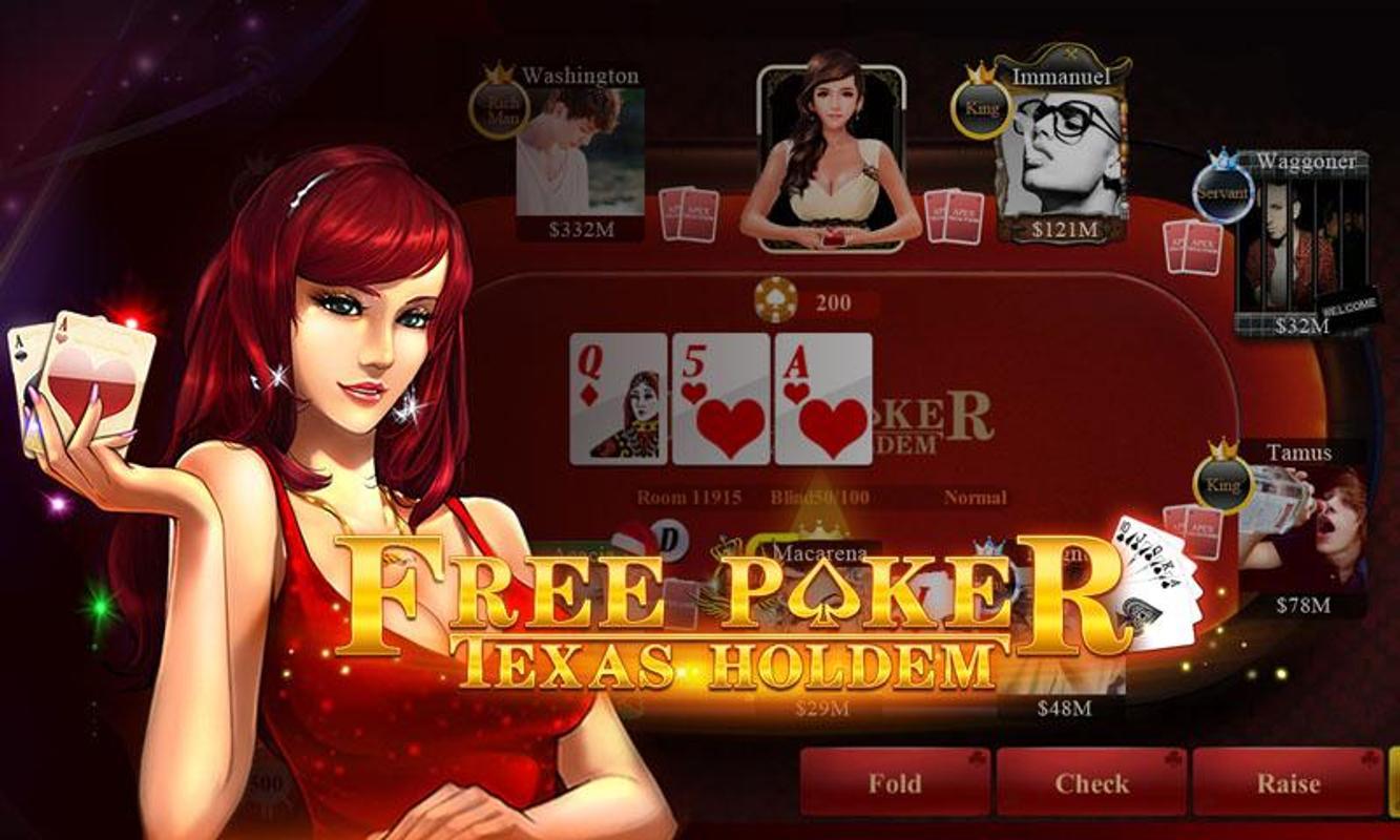 Free Poker-Texas Holdem APK Download - Free Casino GAME ...