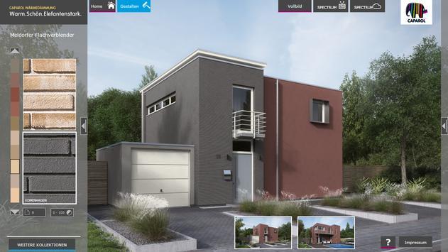 Caparol Fassaden Konfigurator apk screenshot