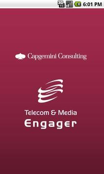 Telecom & Media Engager poster