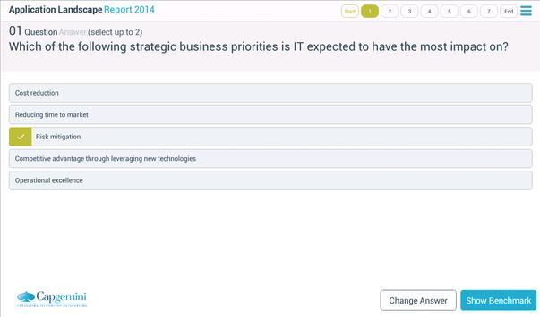 Application Landscape Report apk screenshot
