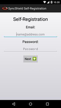 SyncShield for HTC apk screenshot