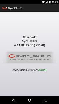 SyncShield poster