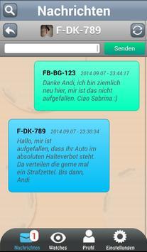 Car Messenger apk screenshot