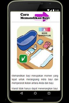 How Bathing Baby apk screenshot