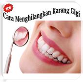Cara Menghilangkan Karang Gigi icon