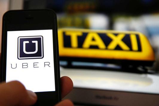 Cara Pesan Uber Taxi apk screenshot