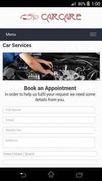 Car Care apk screenshot