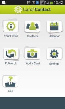 Card2Contact apk screenshot