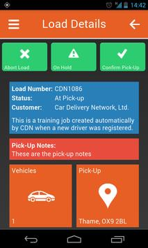 vinDELIVER apk screenshot