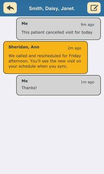 CareAnyware Communicate apk screenshot