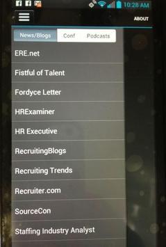 Recruiting News Feeds poster