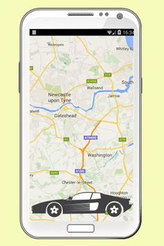 Car GPS Tracking poster