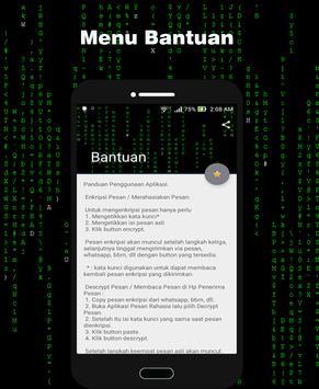 Pesan Rahasia apk screenshot
