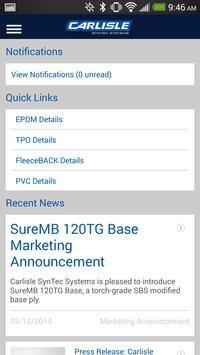 Carlisle SynTec Systems apk screenshot