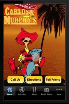 Carlos Murphys poster