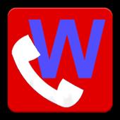 PhoneWords Dialer icon