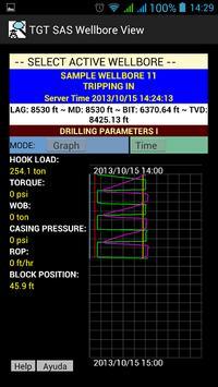 TGT SAS Wellbore Viewer apk screenshot