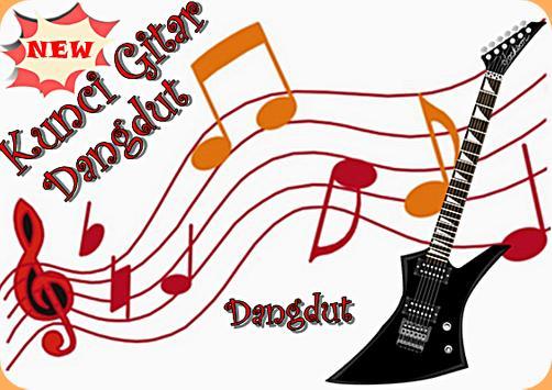 The Key Guitar Dangdut apk screenshot