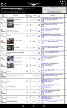 Car-Part.com Used Auto Parts apk screenshot