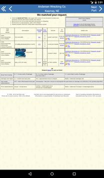 Andersen Wrecking Company apk screenshot