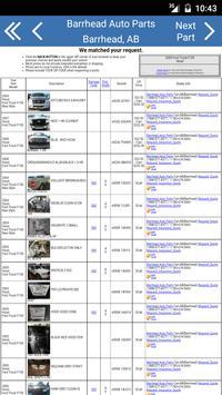 Barrhead Auto Parts apk screenshot