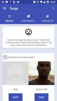 Tange apk screenshot