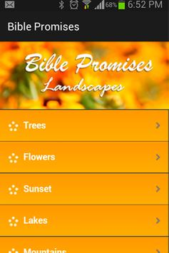 Bible Promises Landscapes apk screenshot