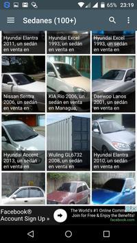 Carros Nicaragua apk screenshot