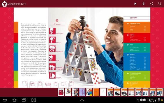 Cartalogus apk screenshot
