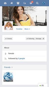 Cartin Social apk screenshot