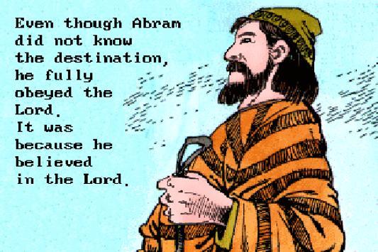 구약성경 영어 시리즈 1 apk screenshot