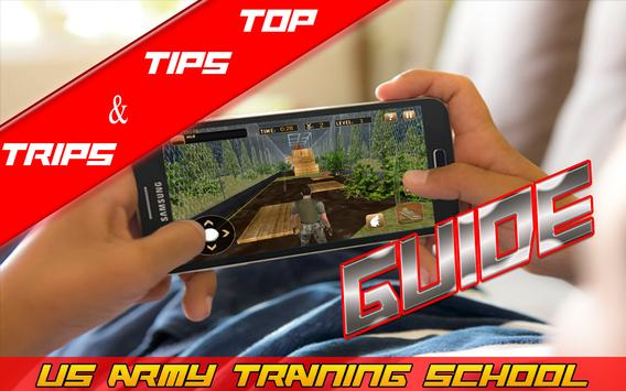 Guide For US Army Training poster