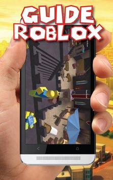 Guide Roblox of Free Robux poster